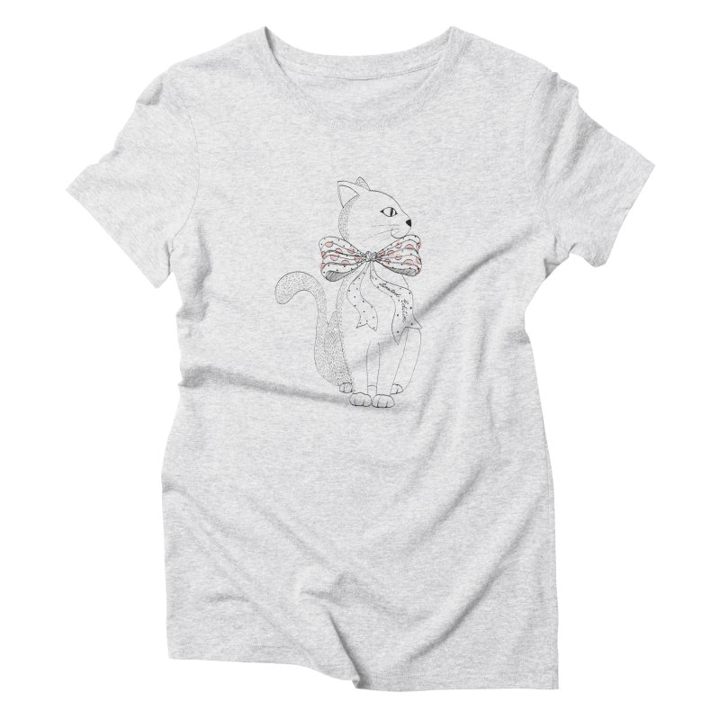 limited edition Women's Triblend T-Shirt by nyc917's Artist Shop