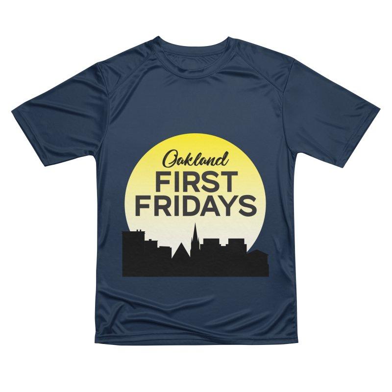 Oakland First Fridays (Sundown Logo) Women's T-Shirt by Oakland First Fridays Store