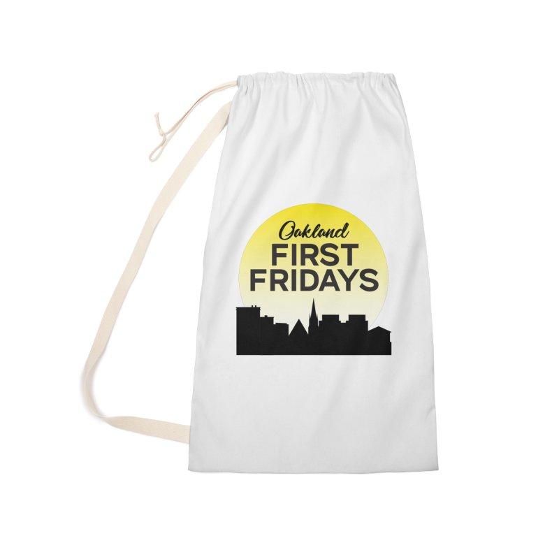 Oakland First Fridays (Sundown Logo) Accessories Bag by Oakland First Fridays Store
