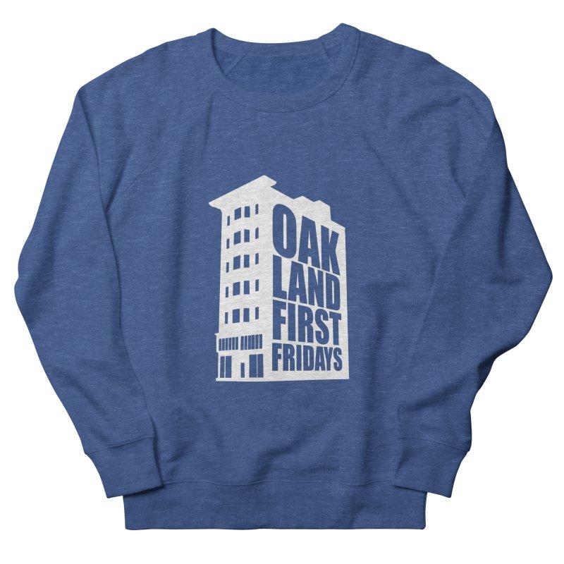 Oakland First Fridays (Building Logo) Men's Sweatshirt by Oakland First Fridays Store