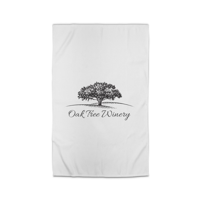 Oak Tree Winery Black Label Home Rug by Oak Tree Winery's Shop