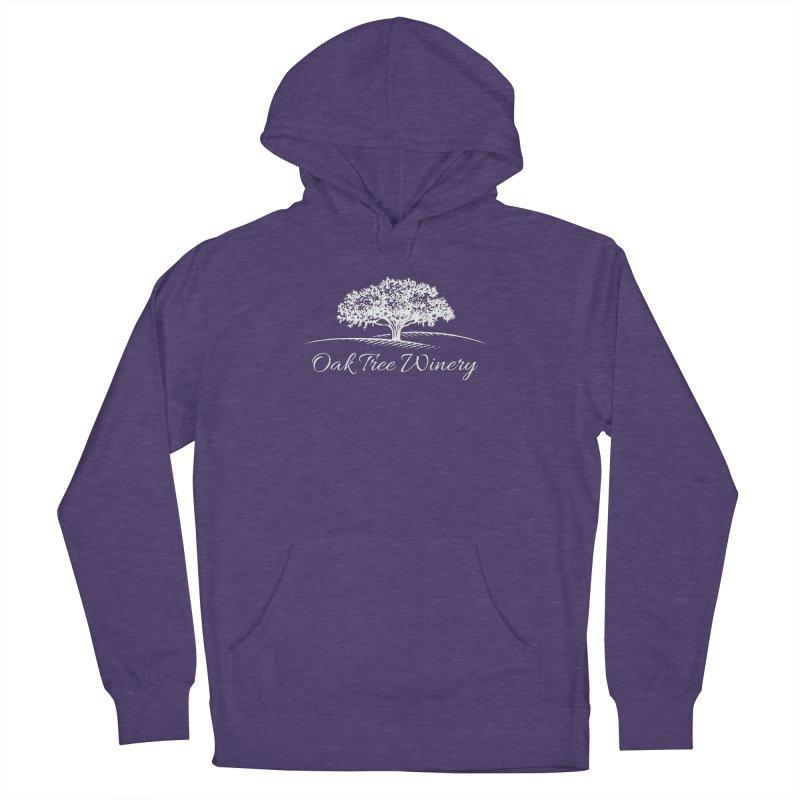 Oak Tree Winery White Label Women's French Terry Pullover Hoody by Oak Tree Winery's Shop