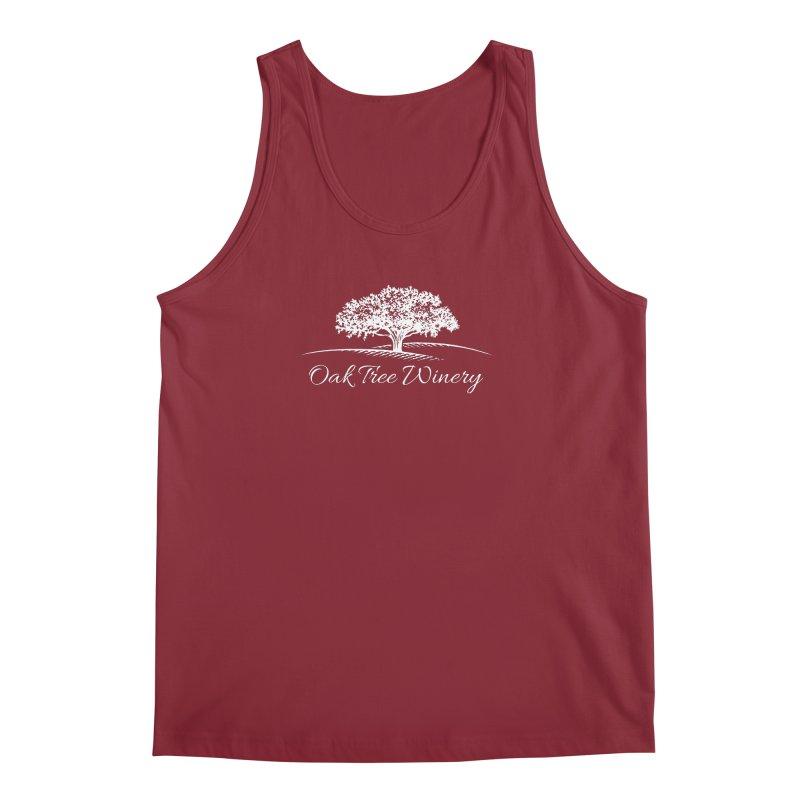 Oak Tree Winery White Label Men's Regular Tank by Oak Tree Winery's Shop