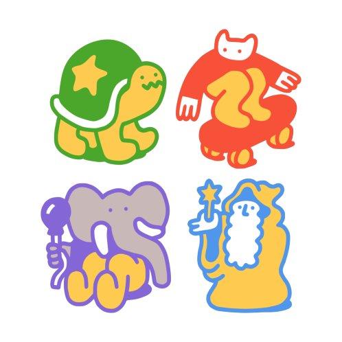 Design for Doodle Buddies