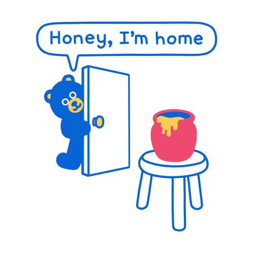 Design for Honey Bear