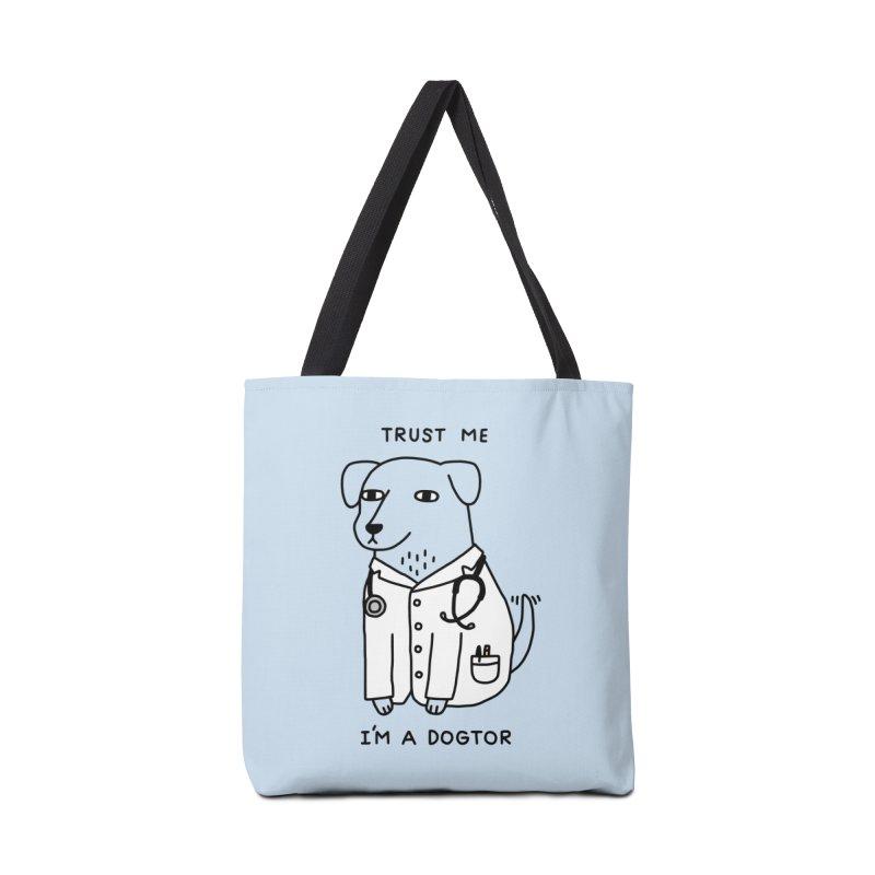 Dogtor Accessories Bag by obinsun