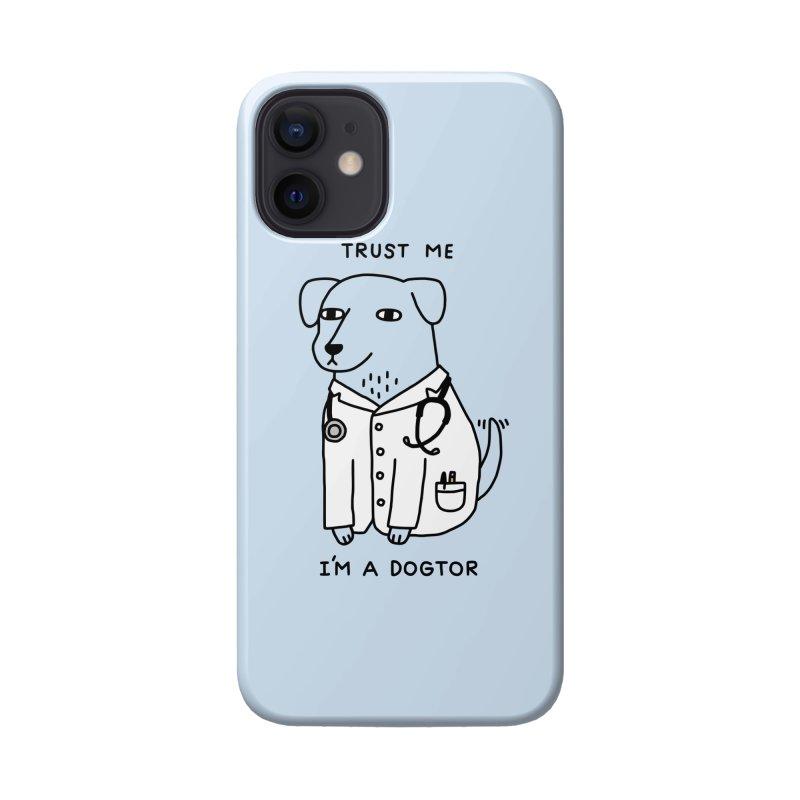 Dogtor Accessories Phone Case by obinsun