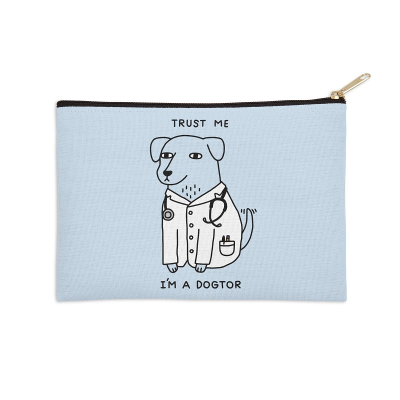 Dogtor Accessories Zip Pouch by obinsun