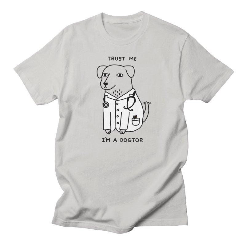 Dogtor Men's T-Shirt by obinsun