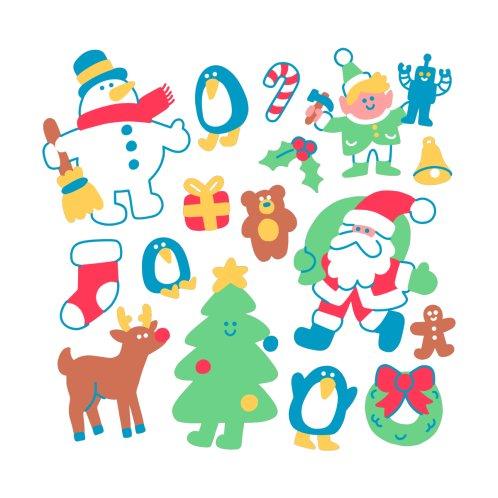 Design for Christmas Friends