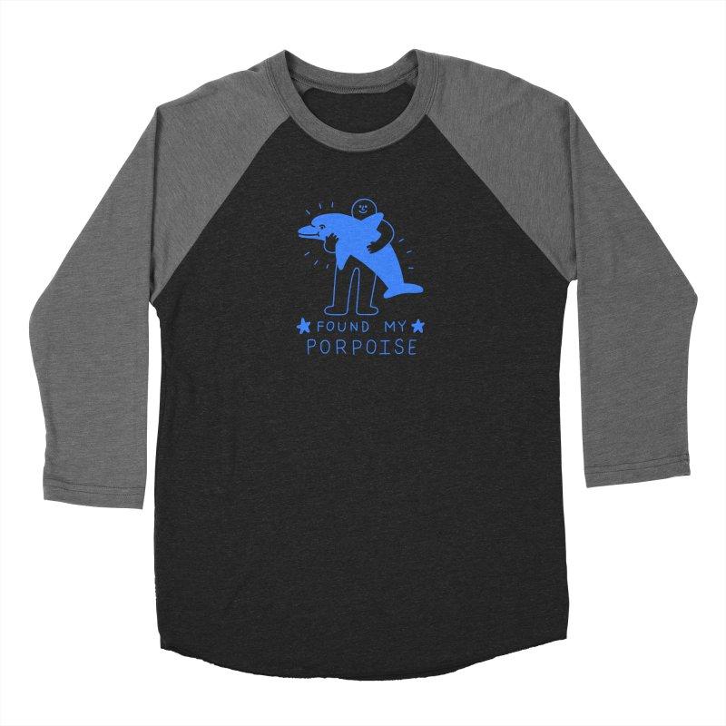 Found My Porpoise Women's Longsleeve T-Shirt by obinsun