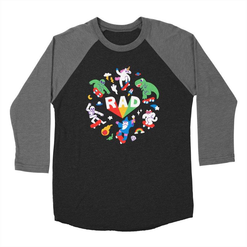 Rad Pals Women's Longsleeve T-Shirt by obinsun