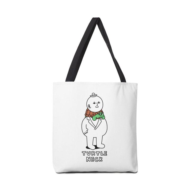 Turtleneck Accessories Bag by obinsun