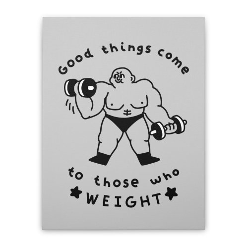 image for Good Things Come to Those Who Weight