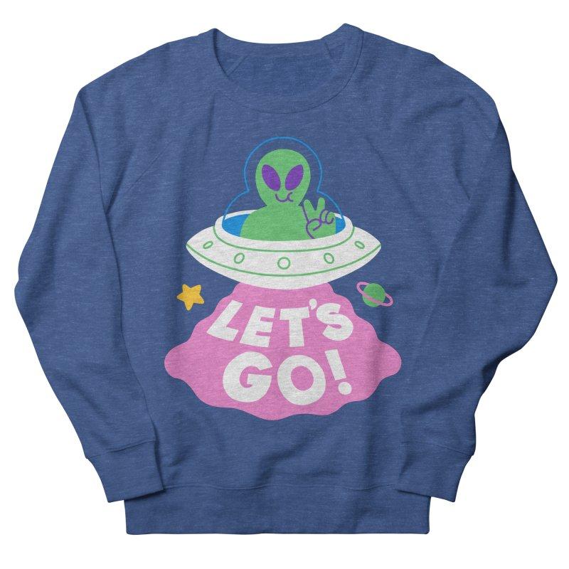 LET'S GO UFO Men's Sweatshirt by obinsun