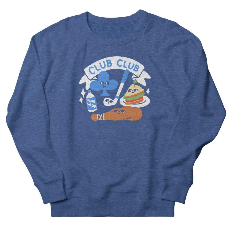 Club Club (Cute Version) Men's Sweatshirt by obinsun