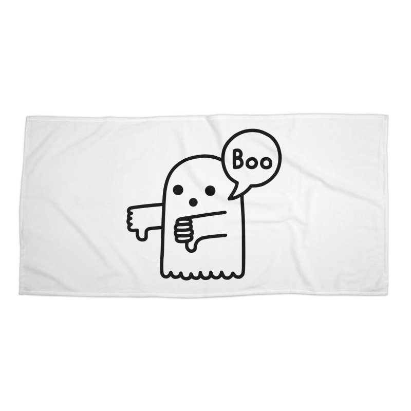 Ghost Of Disapproval Accessories Beach Towel by obinsun