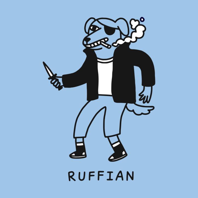 Ruffian by obinsun
