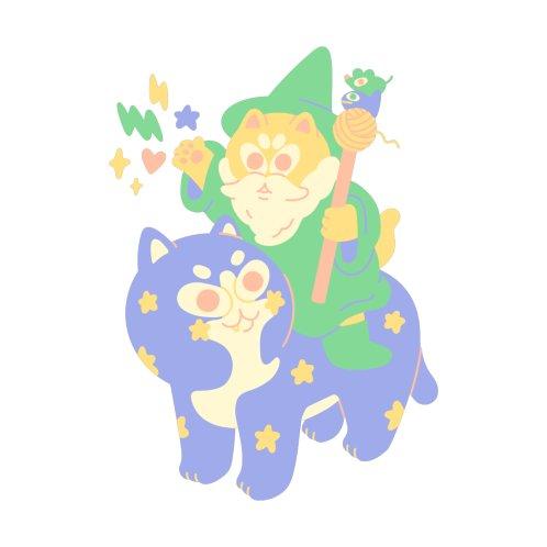 Design for Wizard Cat Adventures
