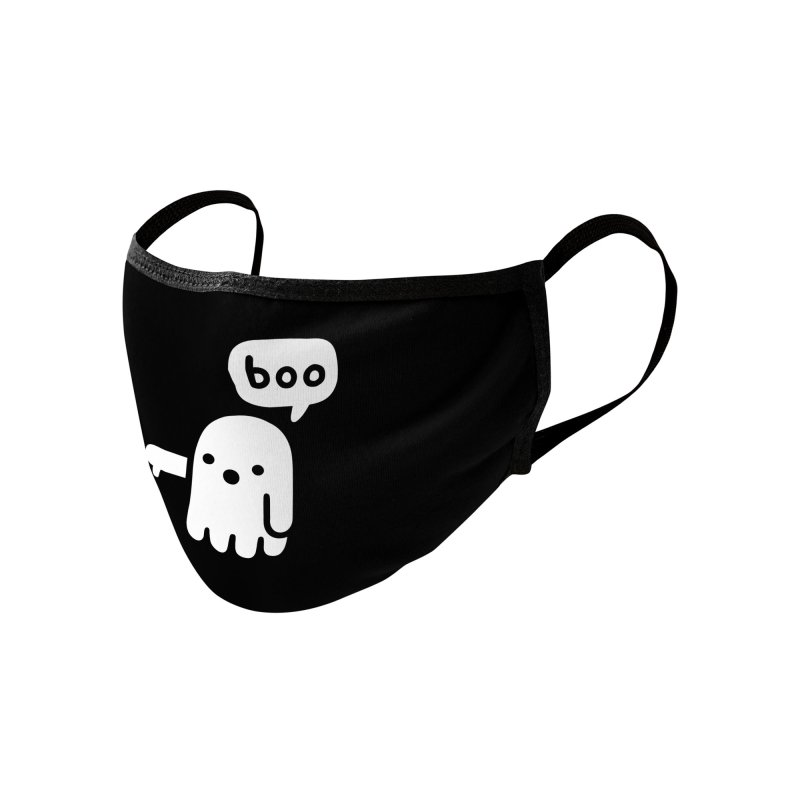 Ghost Of Disapproval Accessories Face Mask by obinsun