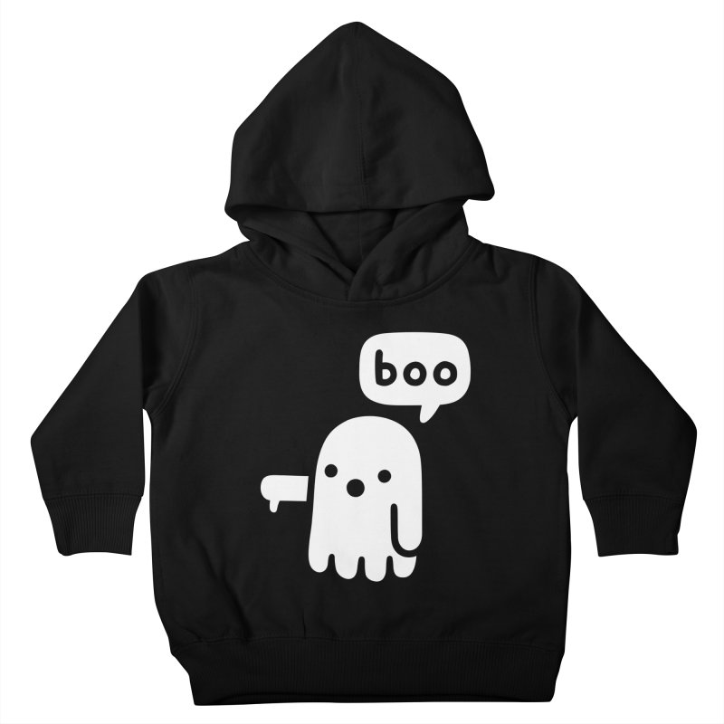 Ghost Of Disapproval Kids Toddler Pullover Hoody by obinsun