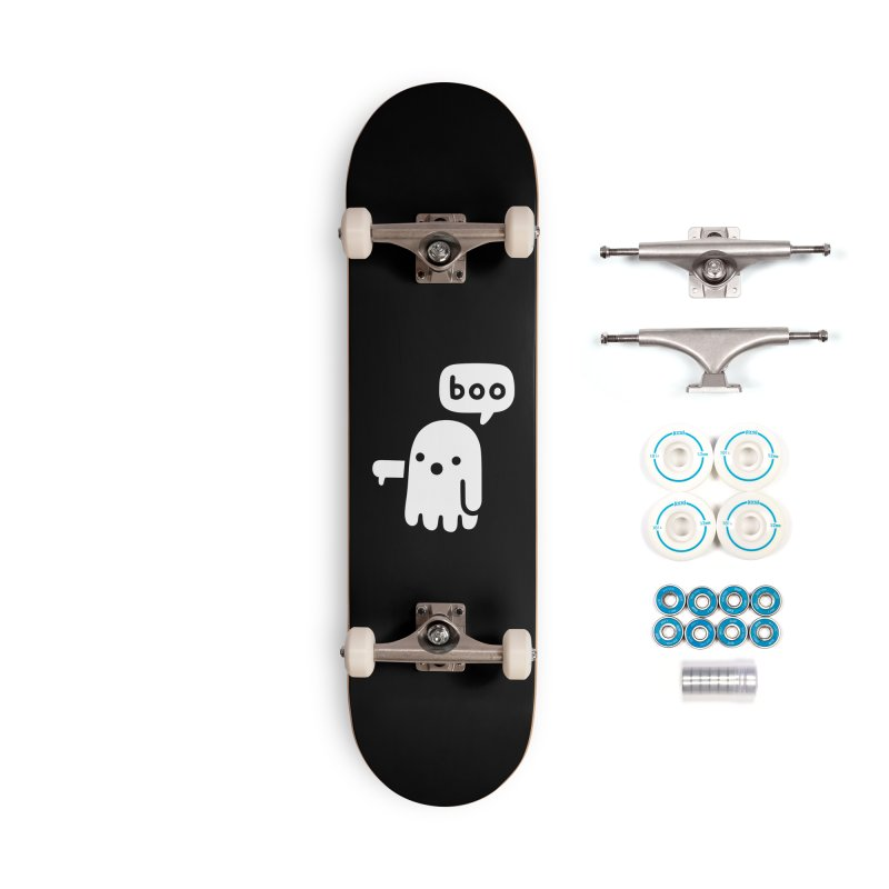 Ghost Of Disapproval Accessories Skateboard by obinsun