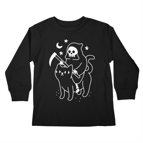 image for Death Rides A Black Cat