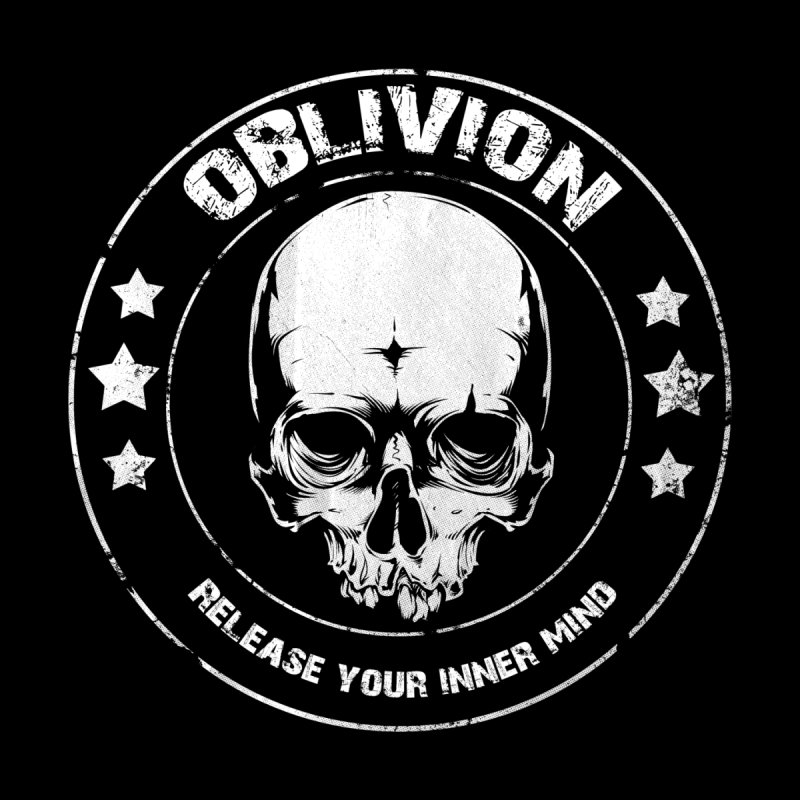 Oblivion - Release You Inner Mind (black) by Oblivion Design's Artist Shop