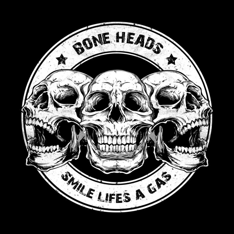 Bone Heads by Oblivion Design's Artist Shop