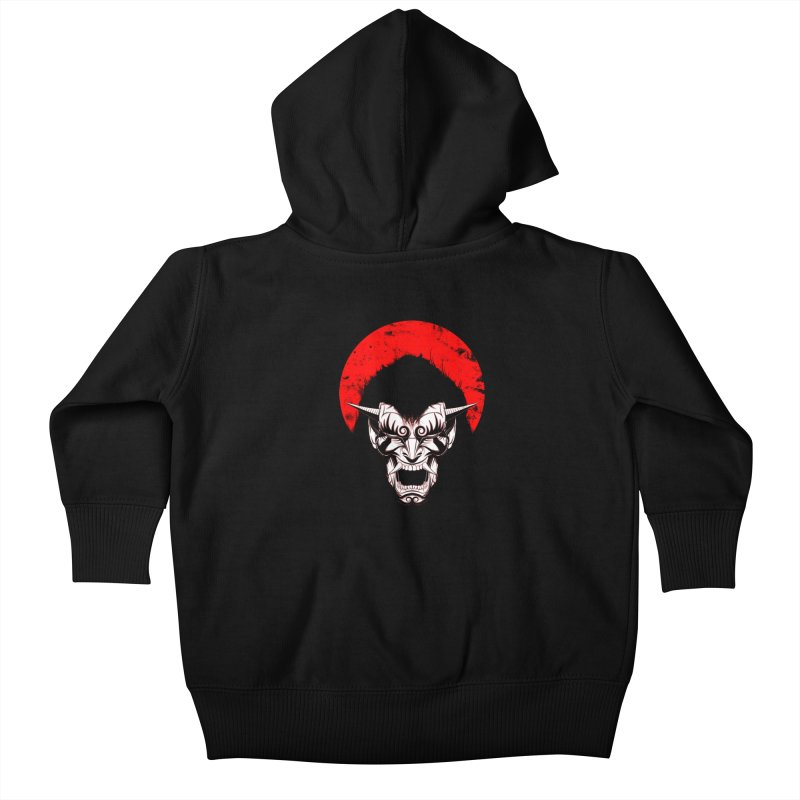 The Collector Kids Baby Zip-Up Hoody by Oblivion Design's Artist Shop