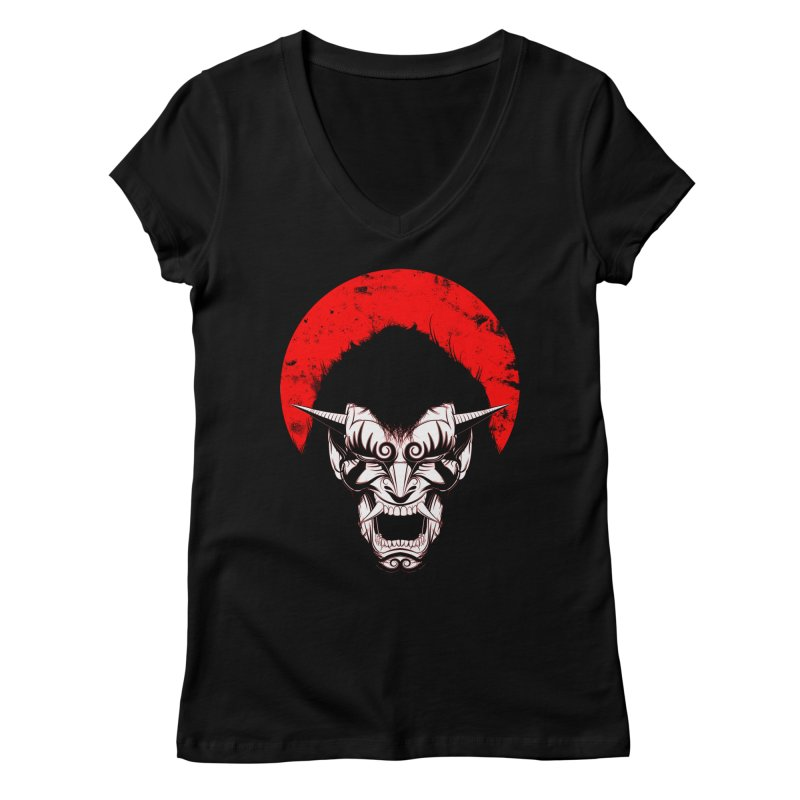 The Collector Women's V-Neck by Oblivion Design's Artist Shop