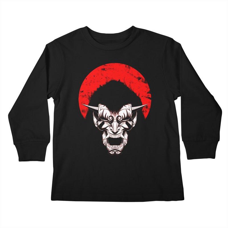 The Collector Kids Longsleeve T-Shirt by Oblivion Design's Artist Shop