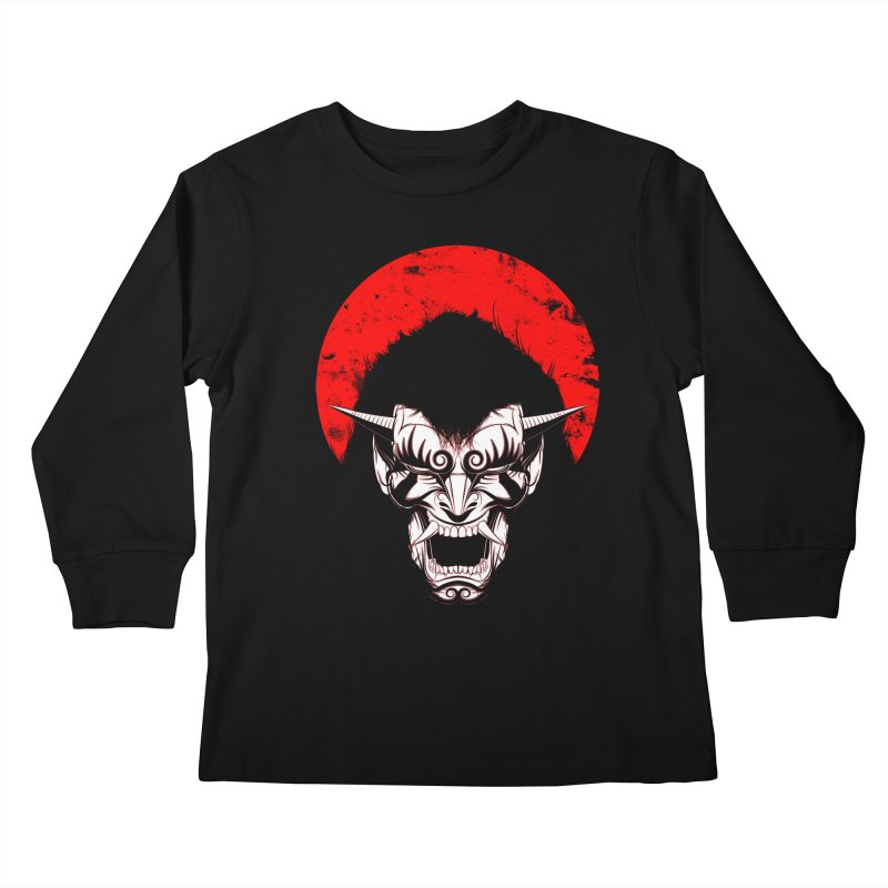 The Collector Kids Longsleeve T-Shirt by Oblivion Design's Artist Shop
