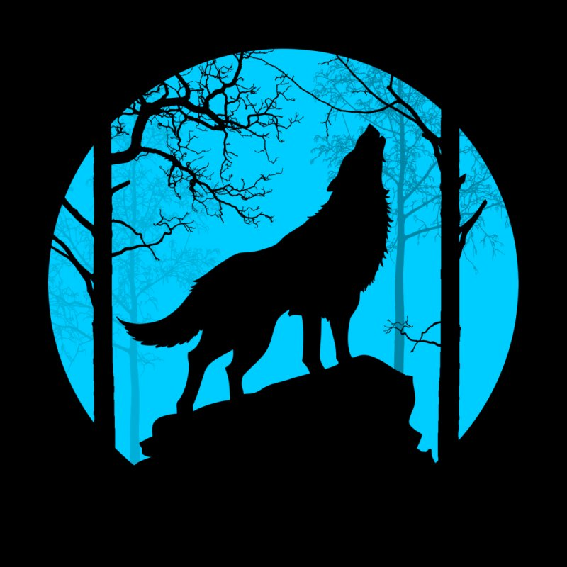 Midnight Howler by Oblivion Design's Artist Shop