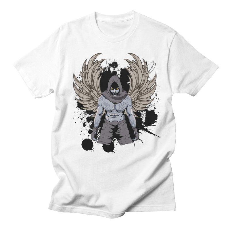 Fighter Men's T-Shirt by Oblivion Design's Artist Shop