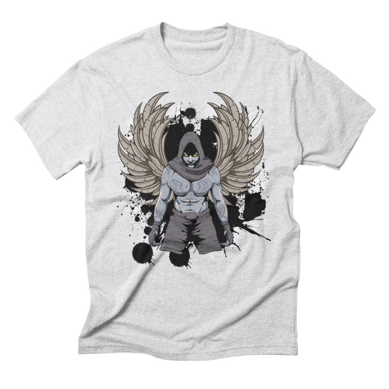 Fighter Men's Triblend T-Shirt by Oblivion Design's Artist Shop