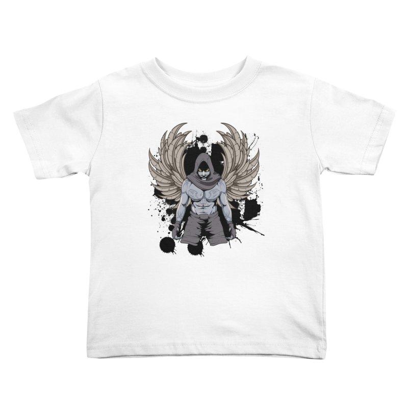 Fighter Kids Toddler T-Shirt by Oblivion Design's Artist Shop
