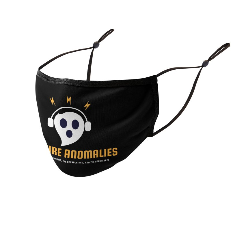 Oscar the Obscure Anomaly Accessories Face Mask by obscureanomalies's Artist Shop