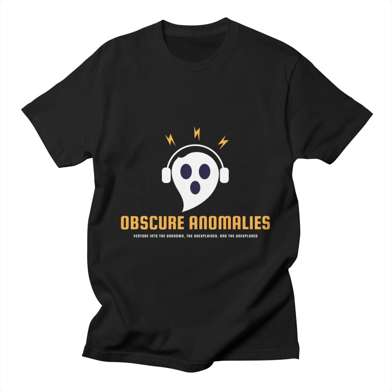 Oscar the Obscure Anomaly Men's T-Shirt by obscureanomalies's Artist Shop