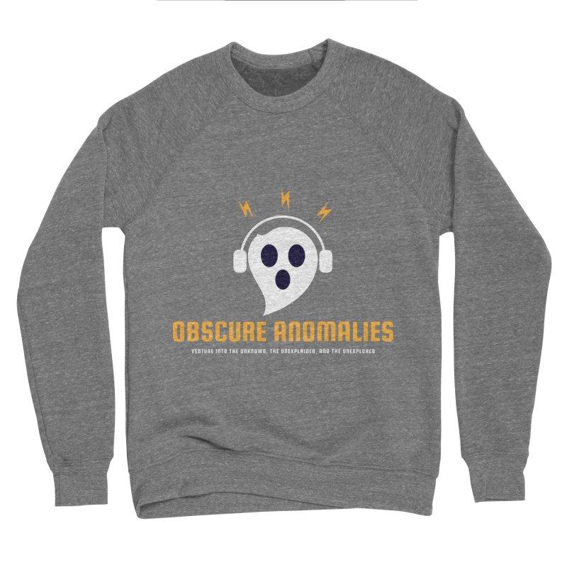 Oscar the Obscure Anomaly Men's Sponge Fleece Sweatshirt by obscureanomalies's Artist Shop