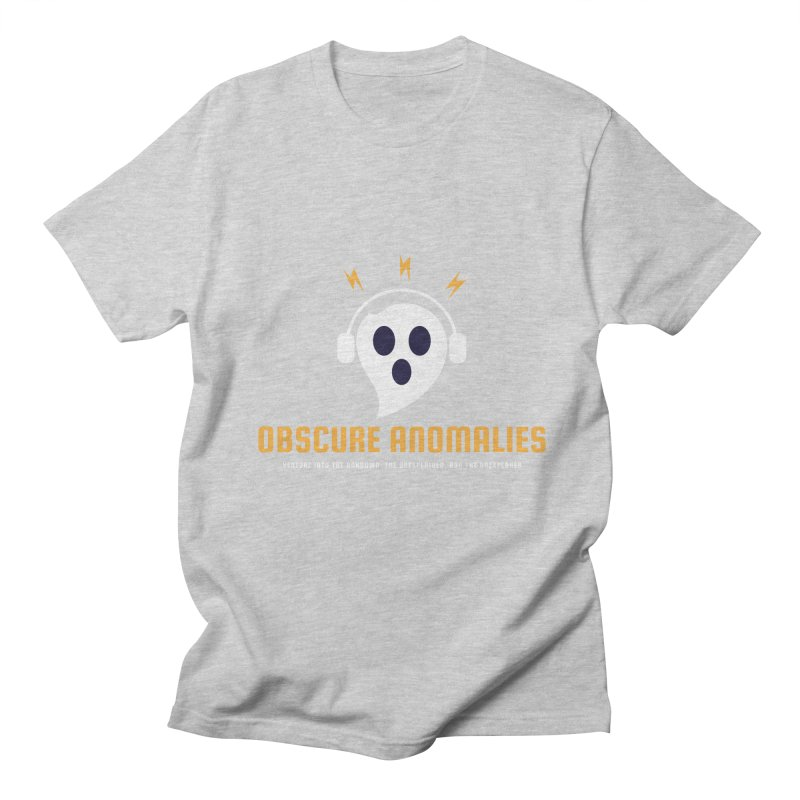 Oscar the Obscure Anomaly Women's Regular Unisex T-Shirt by obscureanomalies's Artist Shop