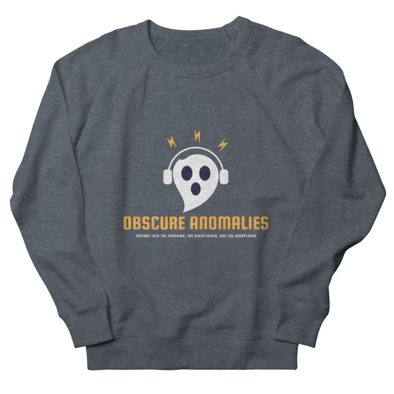 Oscar the Obscure Anomaly Women's French Terry Sweatshirt by obscureanomalies's Artist Shop
