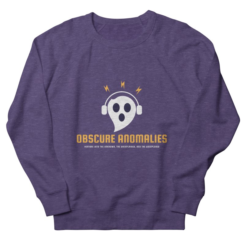 Oscar the Obscure Anomaly Men's French Terry Sweatshirt by obscureanomalies's Artist Shop
