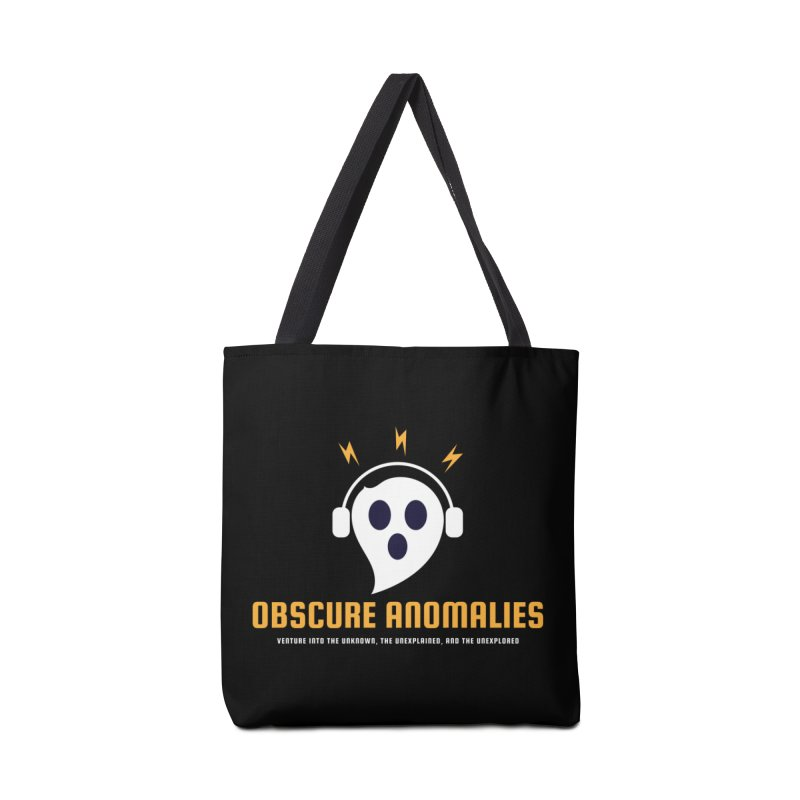 Oscar the Obscure Anomaly Accessories Bag by obscureanomalies's Artist Shop
