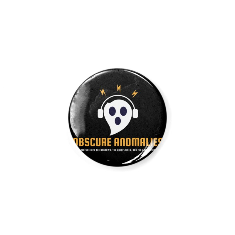 Oscar the Obscure Anomaly Accessories Button by obscureanomalies's Artist Shop