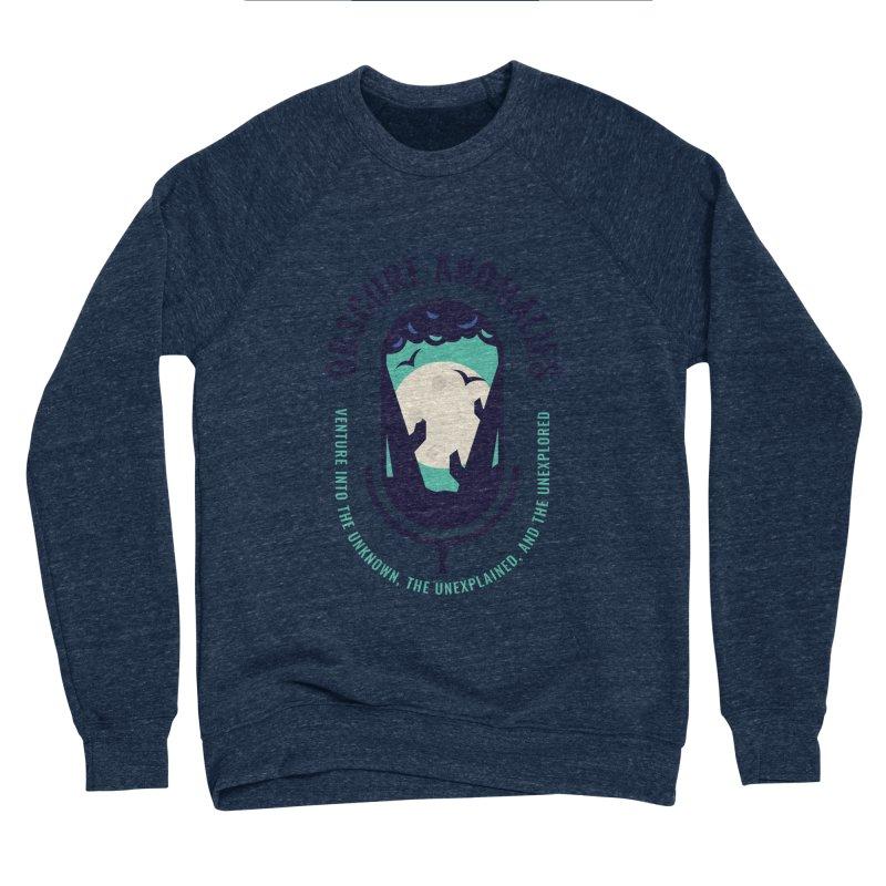 Obscure Anomalies Mic Logo Women's Sweatshirt by obscureanomalies's Artist Shop