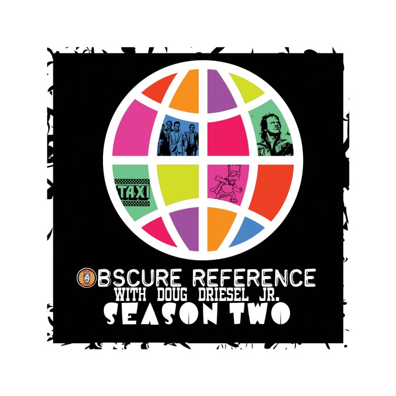 Season Two shirt by obscurereferencepodcast's Artist Shop