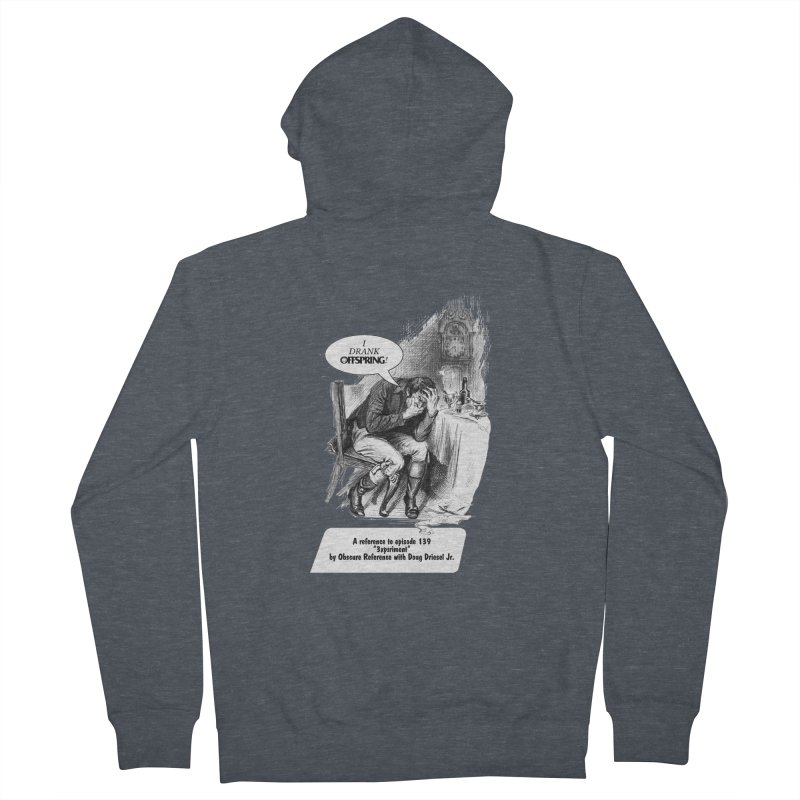 "Episode 139 ""Offspring"" Women's Zip-Up Hoody by obscurereferencepodcast's Artist Shop"