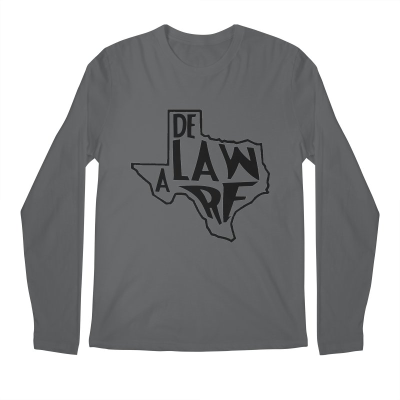 Texaware Men's Longsleeve T-Shirt by obscurereferencepodcast's Artist Shop