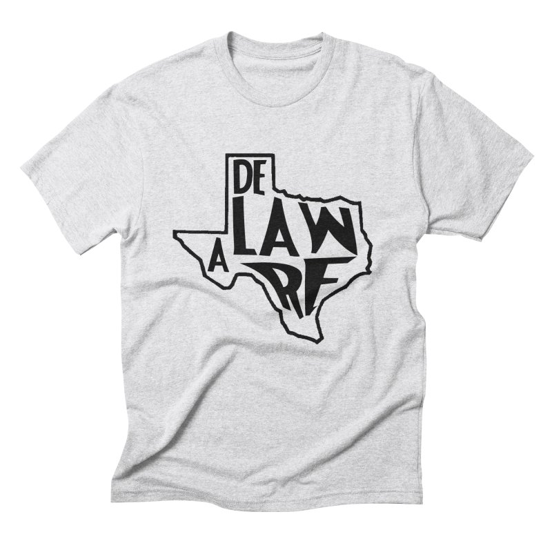 Texaware Men's Triblend T-Shirt by obscurereferencepodcast's Artist Shop